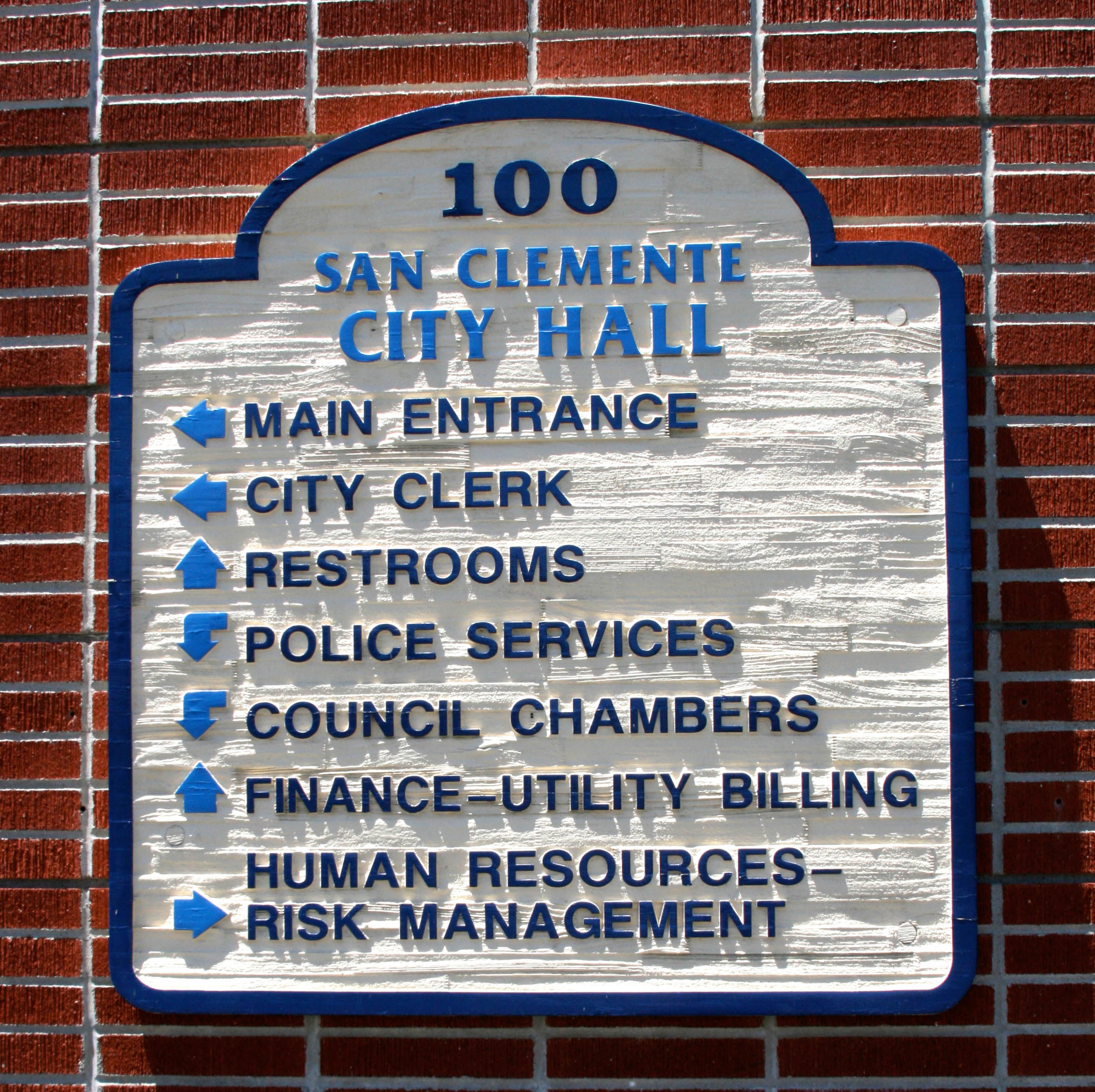 San Clemente City Hall. File photo by Andrea Maben