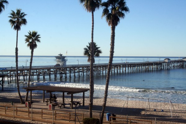 San Clemente is beginning 2013 with a host of issues confronting the city, including transitions at City Hall, highway construction and new projects. Photo by Jim Shilander