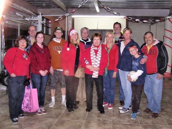 San Clemente Presbyterian Church members and volunteers from the Community Resource Center of San Clemente donated time and gifts to needy children in El Nino, Mexico, last month. The donations were made by members of the church and city residents. Courtesy Photo