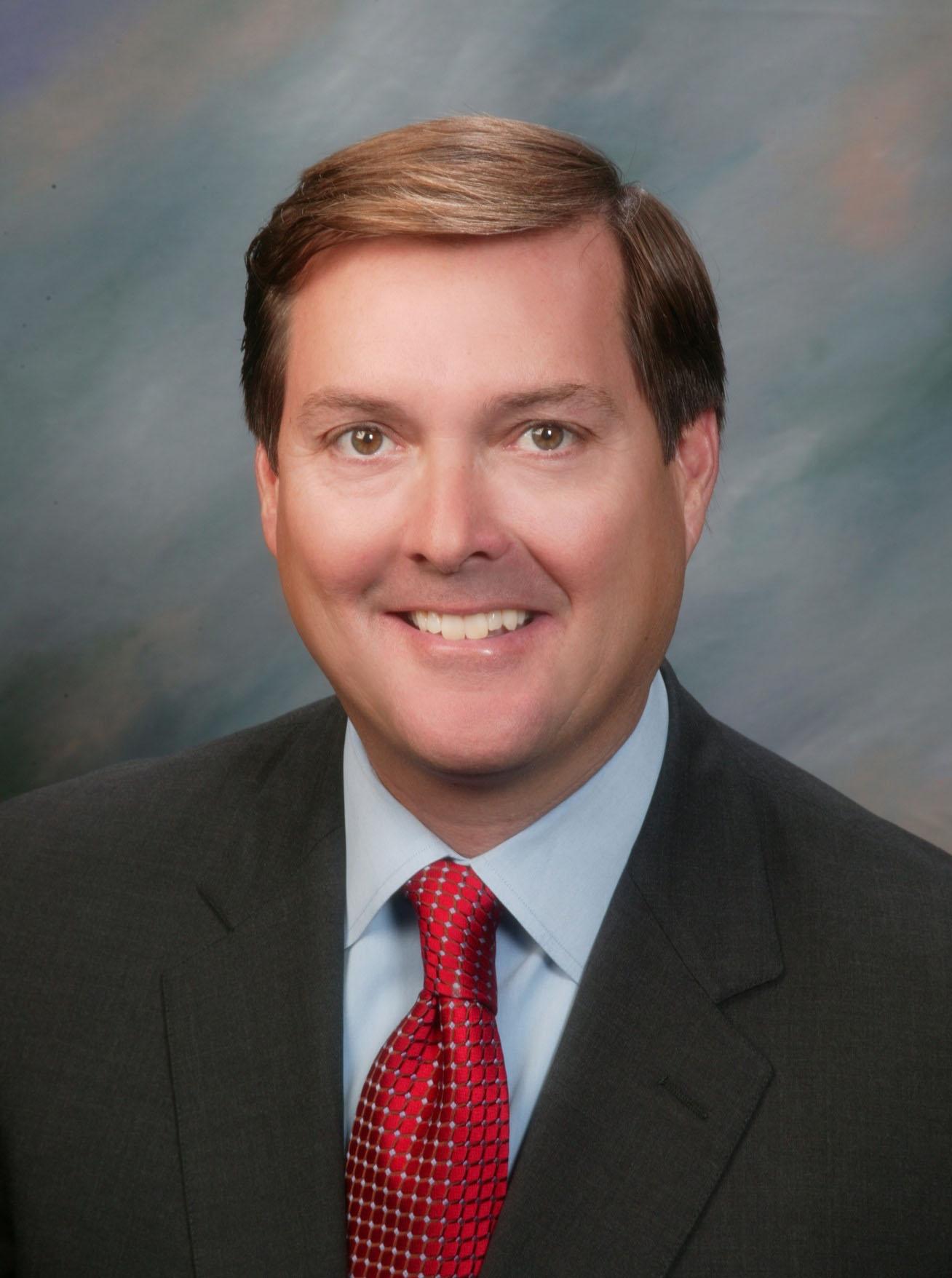 Dana Point City Council member Bill Brough