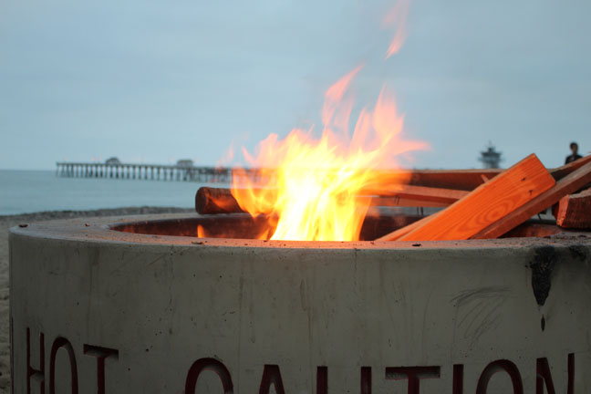 Future Of Beach Fires In Question San Clemente Times