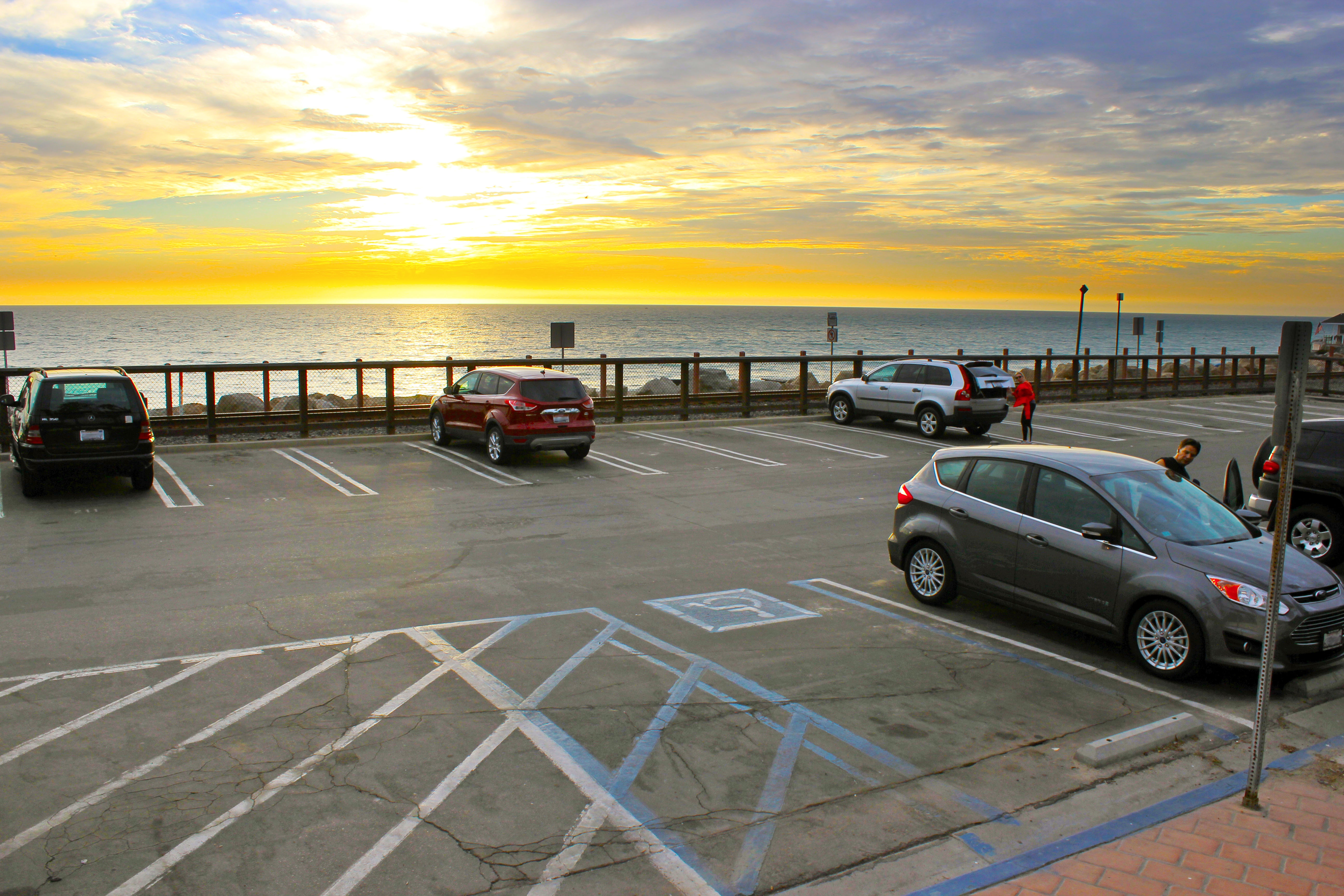 The city has lost a lawsuit over its fund to build beach parking to reflect the city's population growth. The ruling may mean a refund of more than $10.5 million to residents who built homes in the city's non-coastal zone. Photo by Brian Park