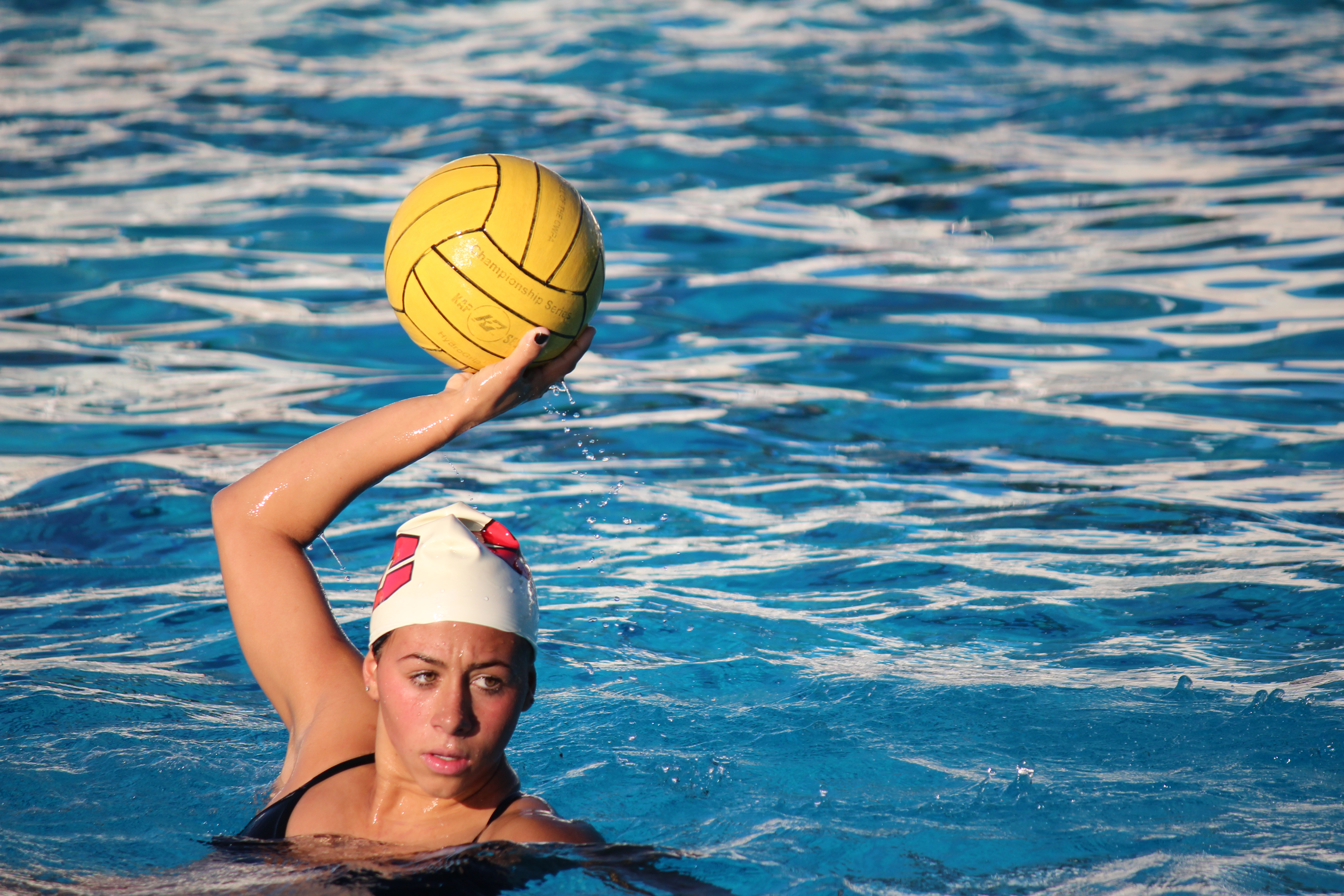 Girls water polo pictures