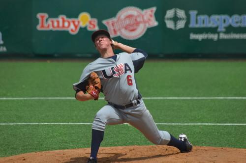 San Clemente's Kolby Allard will be a key part of the USA Baseball 18U National Team. Photo Courtesy USA Baseball