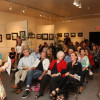 The scene at last year's Watershed Task Force art auction. Photo: Courtesy