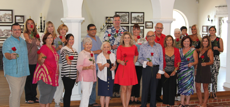 Casa Romantica Executive Director Berenika Schmitz, along with members of the Casa board and food vendors are offering the public a variety of dance, music and artistic experiences, to go along with food and wine, at the Toast to the Casa Sept. 27. Photo: Jim Shilander