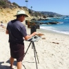 San Clemente-based landscape artist Ricky J. Delanty has been invited to participate in the Laguna Beach Plein Air Painting Invitational for the seventh consecutive year. Courtesy photo