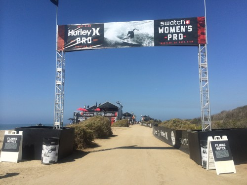 Hurley Pro and Swatch Women
