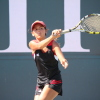 Freshman Lindsay Huang and the San Clemente girls tennis team beat Dana Hills and Tesoro last week. Photo: Steve Breazeale
