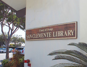The San Clemente Library