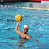 Junior Alaina Cousineau and the San Clemente girls water polo team eye a second straight league title. Photo: Steve Breazeale