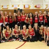 The San Clemente High School Dance team took home six awards at an Esperanza High School competition Saturday, Dec. 6. Photo: Courtesy