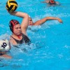 San Clemente senior Amber McCutcheon scored four goals in the Tritons win over Los Osos on Feb. 21. Photo: Karen Smith