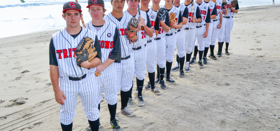 The San Clemente High School baseball team returns eight starters from last year's run and is eyeing a Sea View League title. Photo: KDahlgren Photography