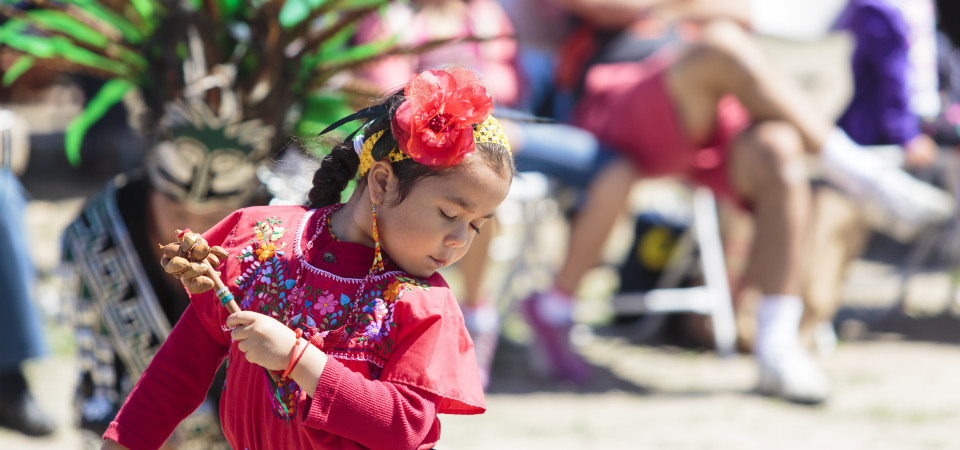 The Native American history of the region will be celebrated Sunday at the annual Panhe celebration at the San Mateo campground at San Clemente State Beach. Photo: Bram Norman