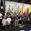 The group from SHACC's first ukulele gathering. Photo: Linda Michael