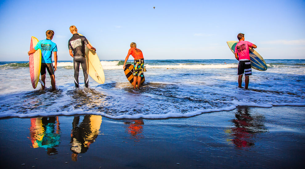 Salt Creek Beach. Photo: File