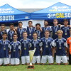 The West Coast Futbol Club boys U16 team won their division at the Cal South National Championship. Photo: Courtesy