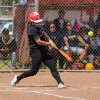 San Clemente senior Lauren Kane hit two home runs, including a grand slam, in a 10-3 win over Warren on May 26. Photo: KDahlgren Photography