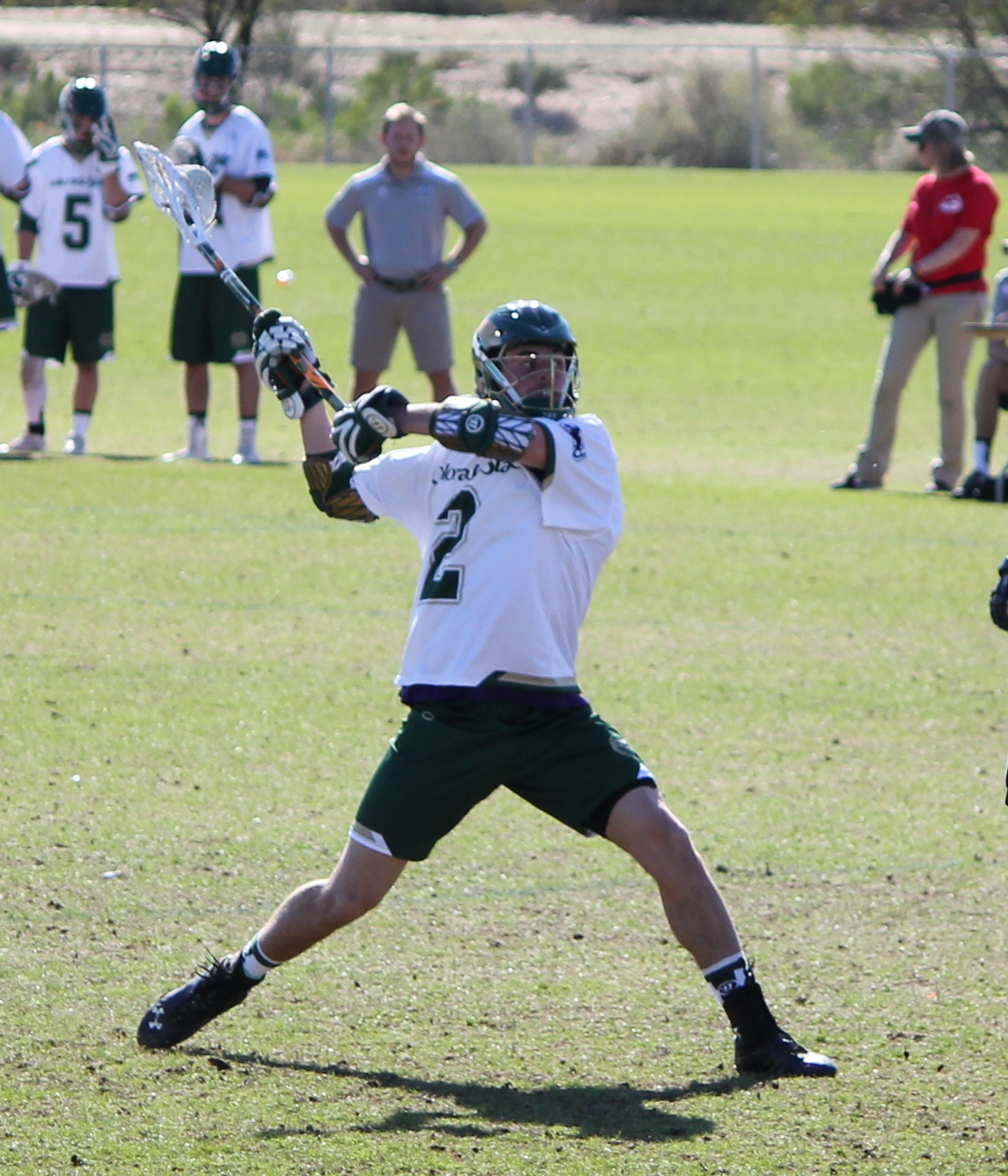 City Scoreboard: Zines Named CSU LAX Rookie Of The Year