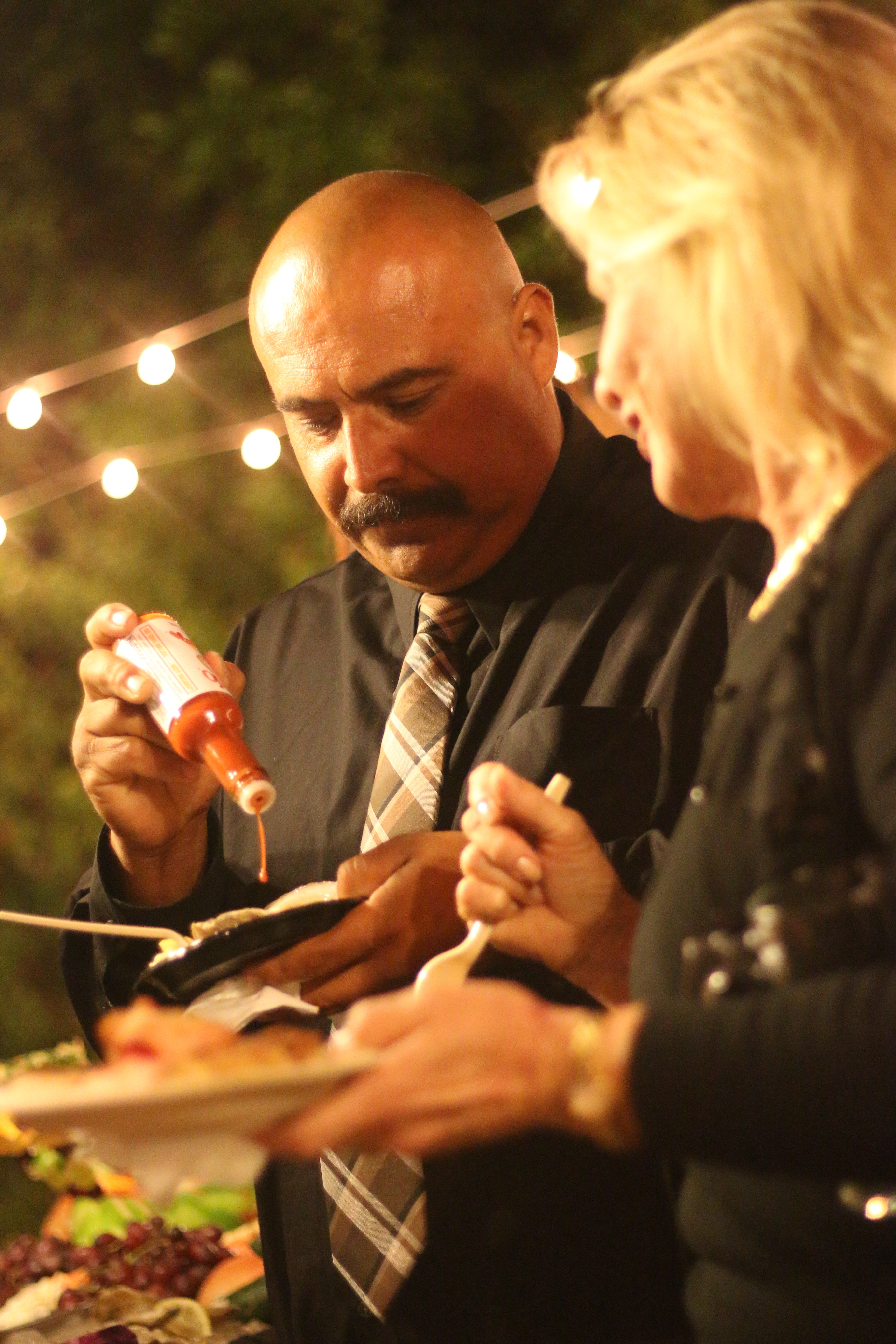 People came to enjoy the local faire of San Clemente's restaurants, wineries and breweries Oct. 30 at Casino San Clemente. Photos by Eric Heinz
