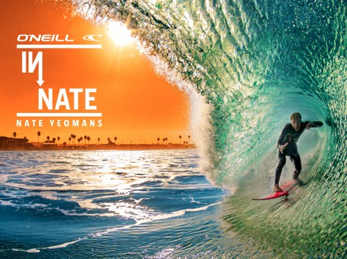 """""""Innate,"""" a documentary surf film about San Clemente pro surfer Nathan Yeomans will premier Nov. 10 at OC Tavern. Image: Courtesy"""