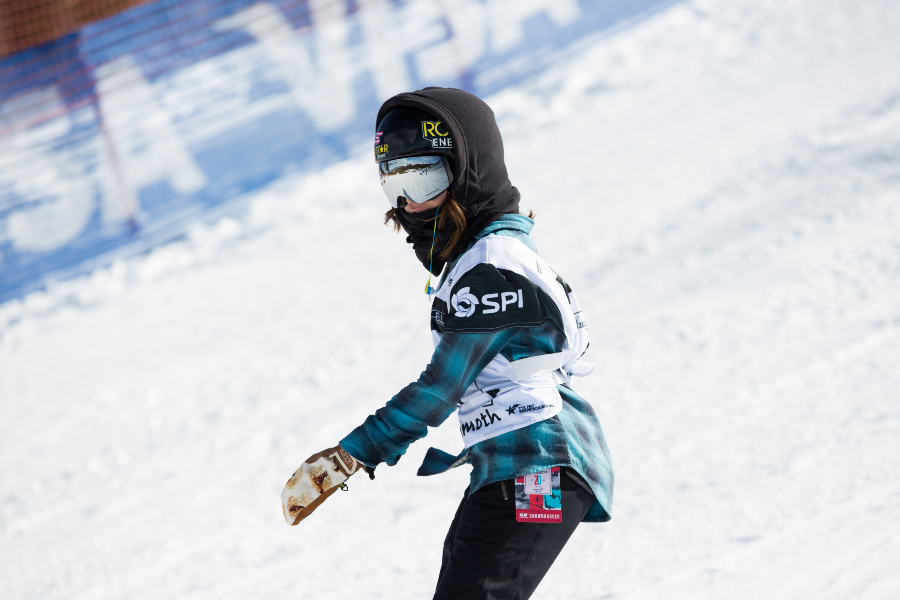 Hailey Langland, 15, won the bronze medal at X Games Aspen on Jan. 29. Photo: US Ski and Snowboarding Association