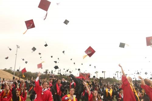 photo gallery  san clemente high school graduation 2016