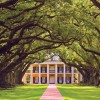 Oak Alley plantation is a famous historical location along the Mississippi River. Photo: Courtesy of USA River Cruises
