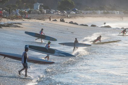 Pacific Paddle Games, 2015. Photo by Aaron Black-Schmidt