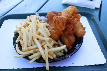 Fish and Chips. Photo: Matt Cortina