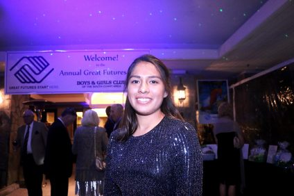 Yesenia Martinez was name overall Youth of the Year by the Boys & Girls Club of the South Coast Area for 2016. Photo: Eric Heinz