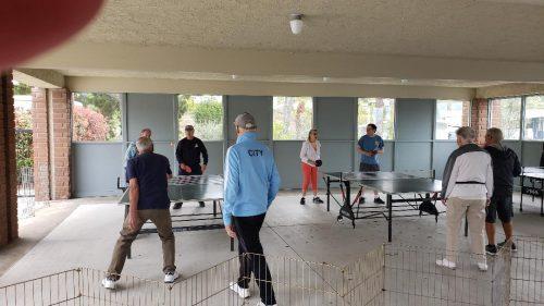 pong group