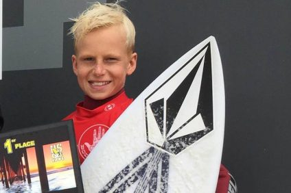 Grom of the Week: Hayden Rodgers