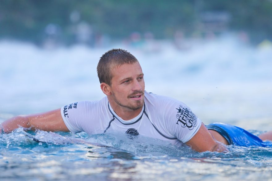 San Clemente's Kolohe Andino will look to improve upon his No. 4 ranking from last year in this World Surf League season. Photo: Masurel/WSL