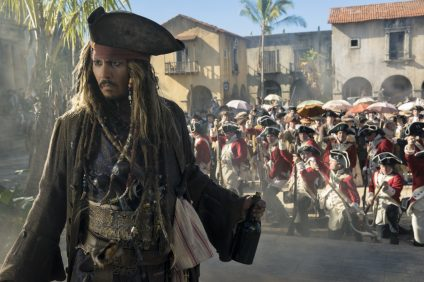 Pirates of the Caribbean: Dead Men Tell No Tales. Photo: Courtesy of Disney Entertainment, Inc.