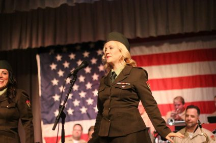 The San Clemente Rotary Club raised more than $15,000 for local charities at its 25th Annual USO/Swing Night on Saturday, June 10, at the San Clemente Community Center. People danced to big-band music by Peter Jacobs Wartime Radio Revue.