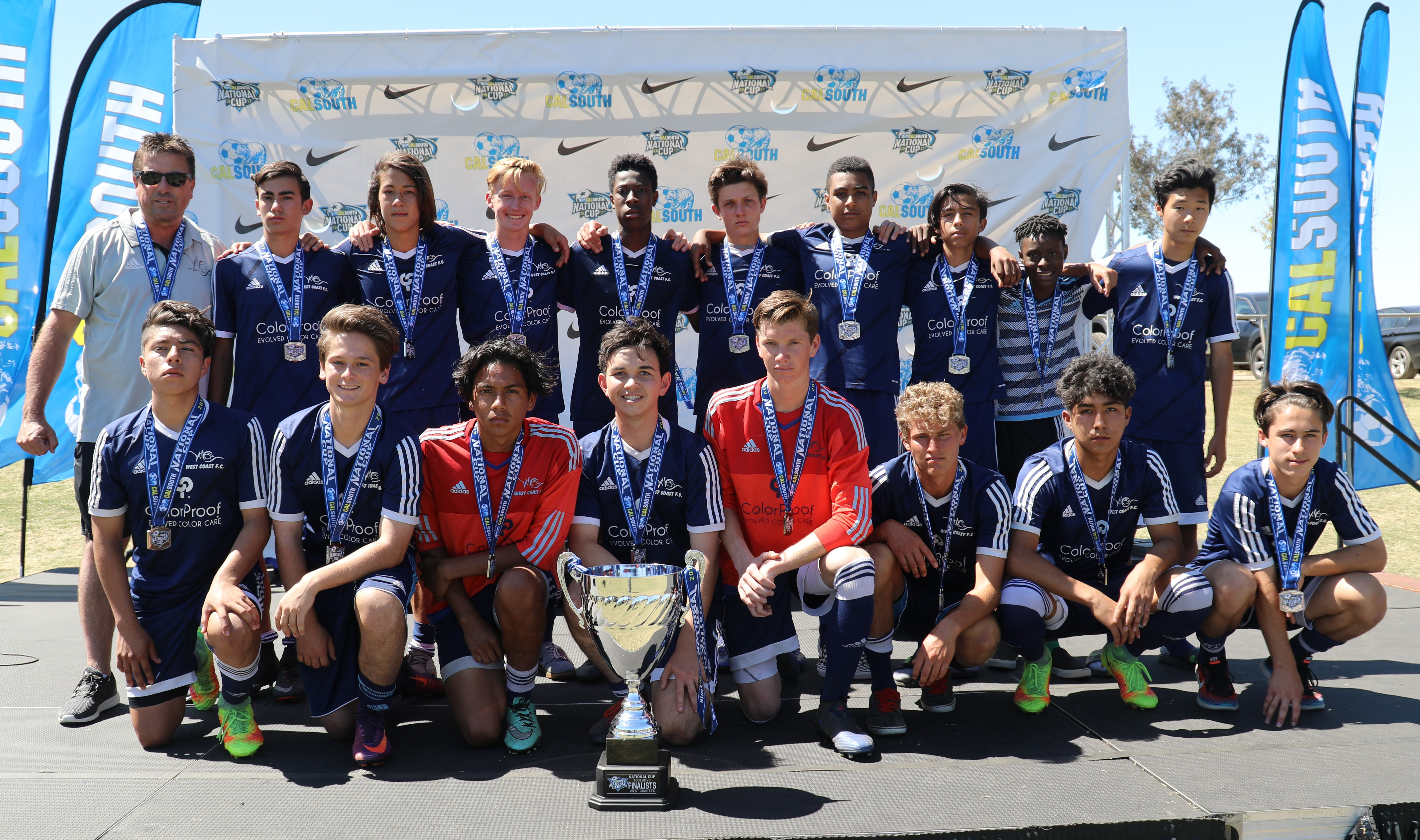 city scoreboard youth soccer teams excel in national local tournaments