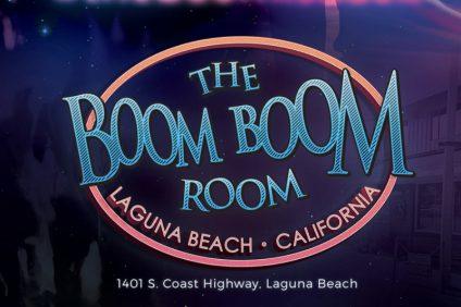 Boom Boom Room new logo