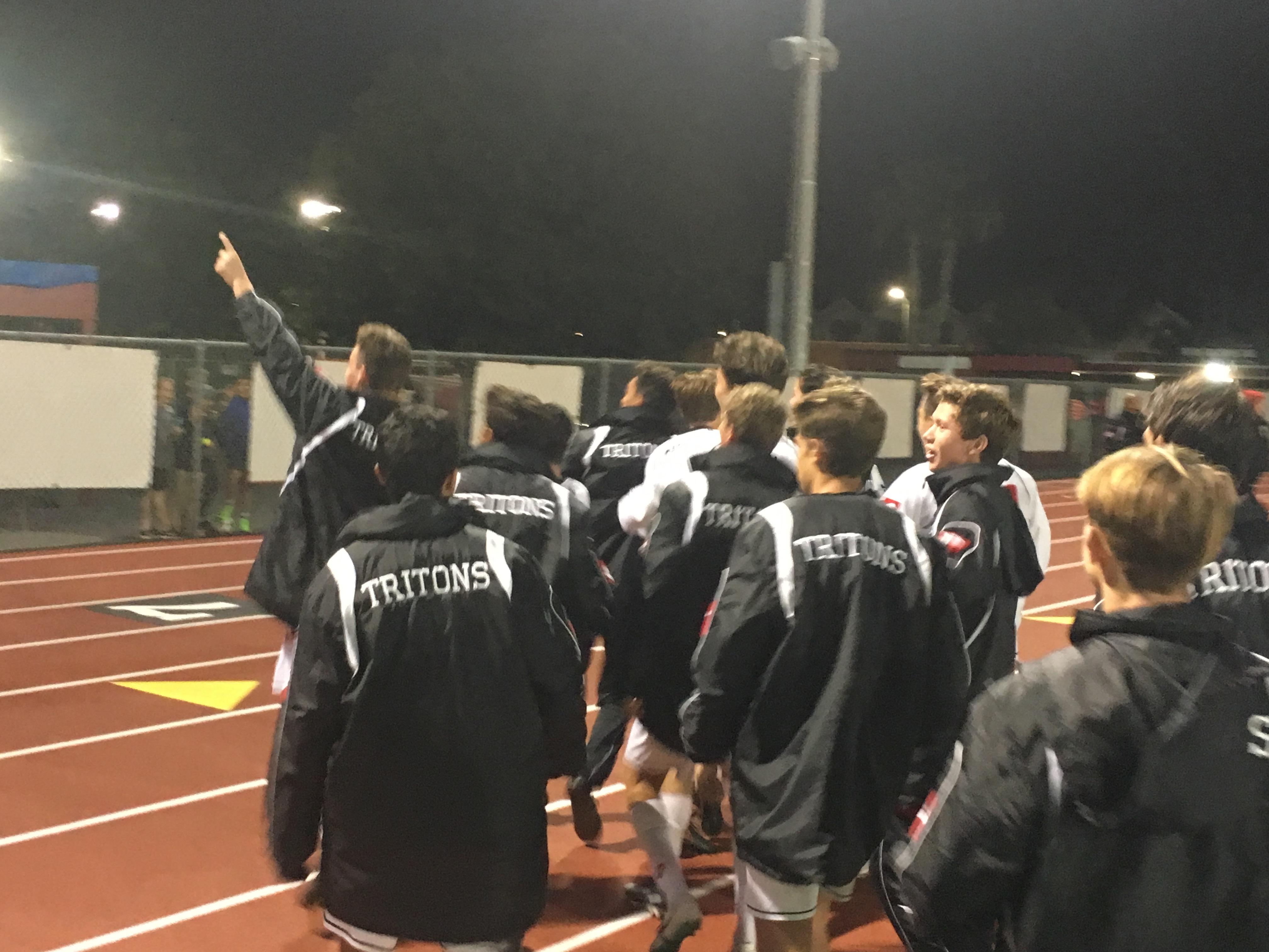 San Clemente boys soccer