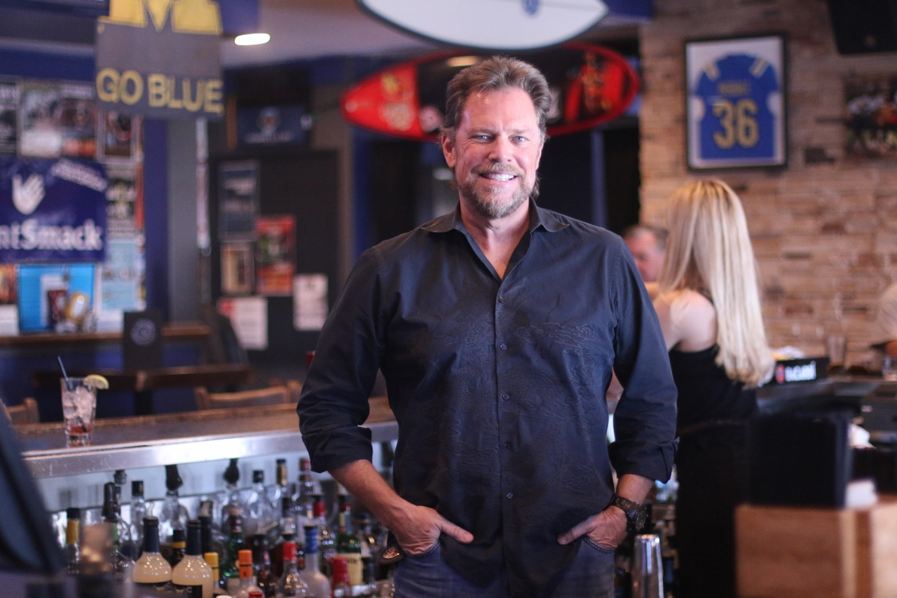 New owner of OC Tavern, Chris Dalgaard, said he is eager to tap into the potential of the popular bar, music venue, off-track horse betting and banquet hall. Photo: Eric Heinz