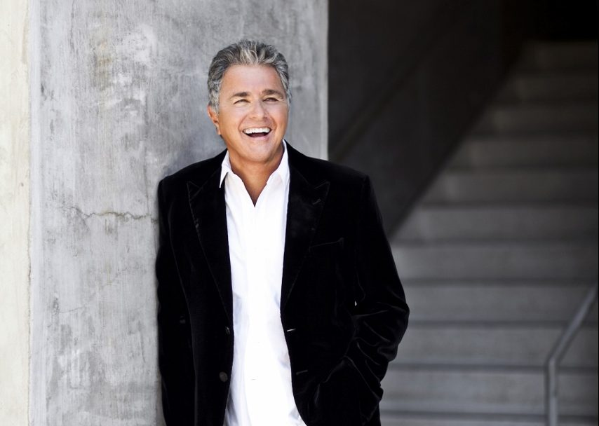 Grammy Award-winning jazz vocalist Steve Tyrell comes to The Coach House on Friday, March 16. Photo: Courtesy
