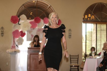 Volunteers from the San Clemente community walked down the runway of the San Clemente Woman's Club's annual fundraiser on May 11. Photos: Eric Heinz