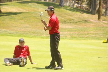 Alex Pak San Clemente Golf