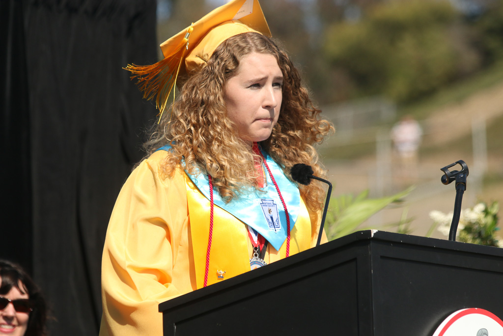 San Clemente High School graduation, Class of 2018. Photo: Eric Heinz