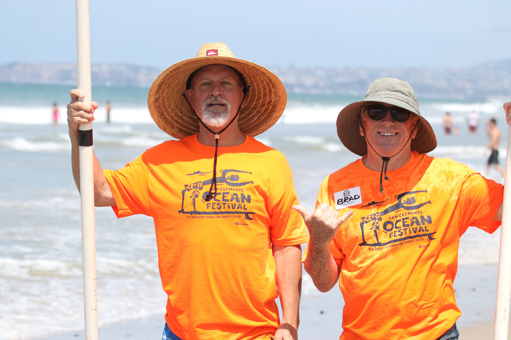 Ocean Festival wouldn't be possible without its volunteers. Photo: Eric Heinz