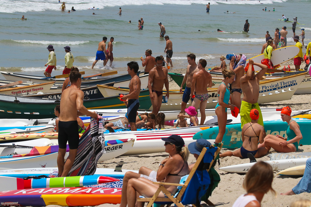 A day at the beach takes on a whole new meaning on Saturday, July 21, at the San Clemente Ocean Festival. Photo: Eric Heinz