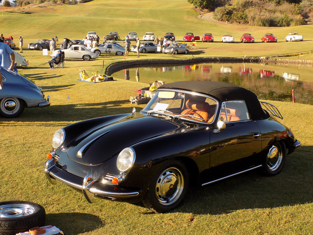classic porsches surf the roads to san clemente at bella. Black Bedroom Furniture Sets. Home Design Ideas