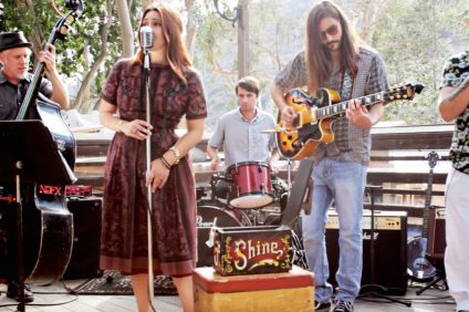 MoonShine of Laguna Beach will perform from 6-8 p.m. on Saturday, July 21 at the main stage by the Pier for Ocean Festival. Photo: Courtesy