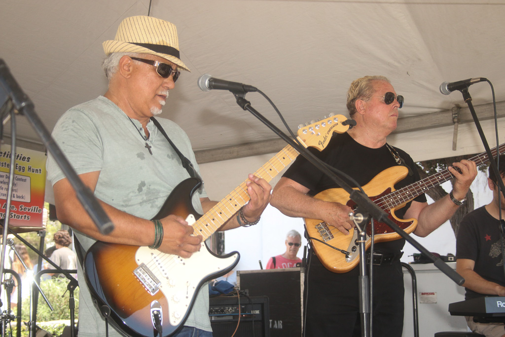 Blues music, rock, reggae and a slew of music genres were performed at the San Clemente Music Festival on Sunday, Aug. 12, on Avenida Del Mar.